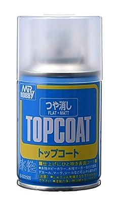 Mr. Top Coat Flat Spray