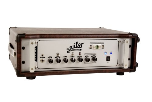 Aguilar DB 750 Head Case, Chocolate Thunder