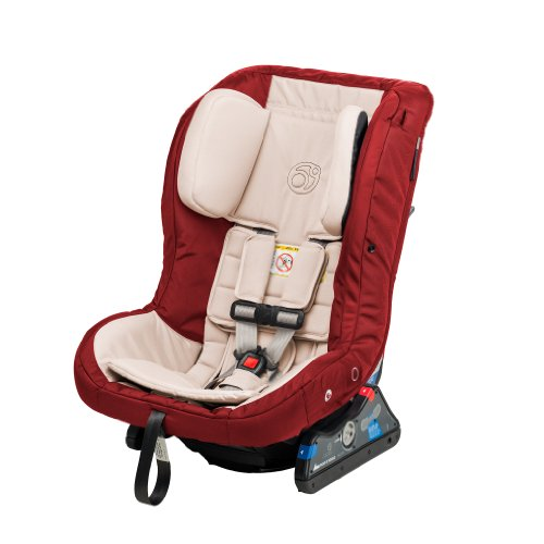 Cheapest Price! Orbit Baby G3 Toddler Convertible Car Seat, Ruby