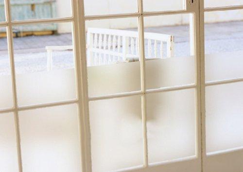 Vinilo acido arenado traslucido para cristal mampara - Vinilos cristales ventanas ...