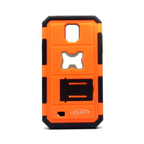 Bolkin® Bottle Opener Series Shockproof Cover Case for Samsung Galaxy S4 I9500 (Orange) (Galaxy S4 Case With Bottle Opener compare prices)