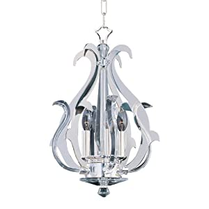 Maxim Lighting 39982BCPS 4 Light Passion Entry Foyer Light
