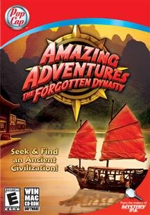 Good Cap Games Amazing Adventures The Forgotten Dynasty Unlock Interesting Facts In Journal Of China