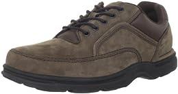 Rockport Men s Eureka Walking Shoe Chocolate