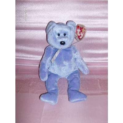 Clubby II the Bear - Ty Beanie Baby by Ty Inc.
