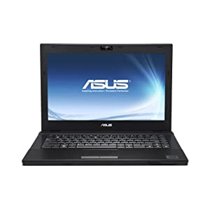 ASUS B43F-A1B 14-Inch Business Laptop &#8211; Black