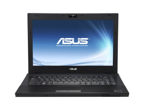 ASUS B43J-B1B 14-Inch Business Laptop - Black