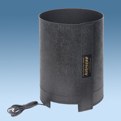 """Astrozap Flexi-Heat Dew Shield For 8"""" Celestron Edge Hd W/Notch Az820"""