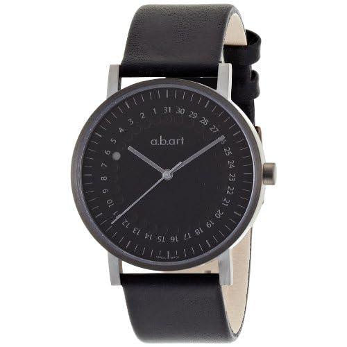 [エービーアート]a.b.art 腕時計 series O O-202  レザー メンズ 【正規輸入品】