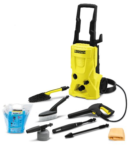 Karcher K 3.500 Car Pack Pressure Washer