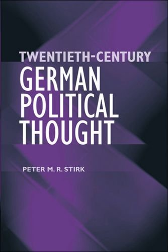 Twentieth-Century German Political Thought