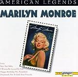 echange, troc Marilyn Monroe - American Legends
