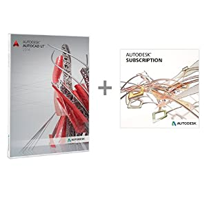 AutoCAD LT 2014 for PC -- Includes 1-Year Autodesk Subscription [Old Version]