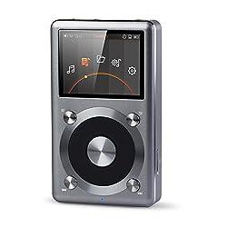 FiiO X3-II High Resolution Music Player - Titanium