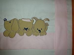 Sábanas para Minicuna 3 piezas - Medida estándar 50 x 80 (sabana bajera ajustable + funda almohada + encimera) marca Babyline