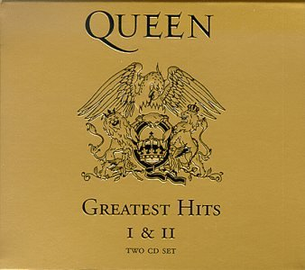 Queen - Greatest Hits Vol.1 & 2 - Zortam Music
