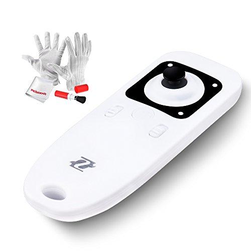 Zhiyun Wireless Remote Controller with Pergear Clean Kit for Zhiyun Crane Zhiyun Shining 3 Axis Brushless Handheld Gimbal Stabilizer Zhiyun Smoth-II Stabilizer (Crane Remote compare prices)