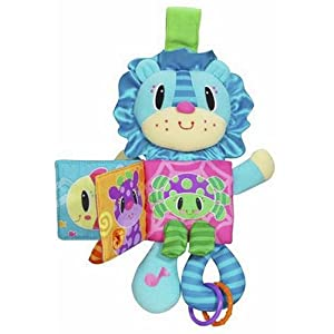 Playskool Let's Play Together Picture Puppet Story Lion