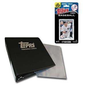 MLB 2014 Topps New York Yankees Team Set Kit by Topps