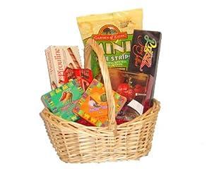 Fondue Fun Gift Basket