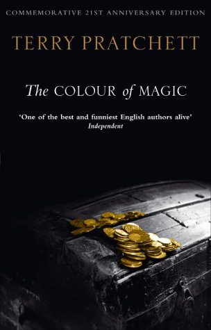The Colour of Magic: Anniversary Edition (Discworld)