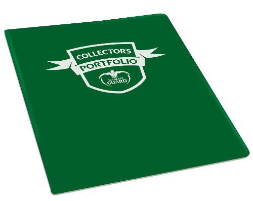 4Pckt Portfolio Green Cards