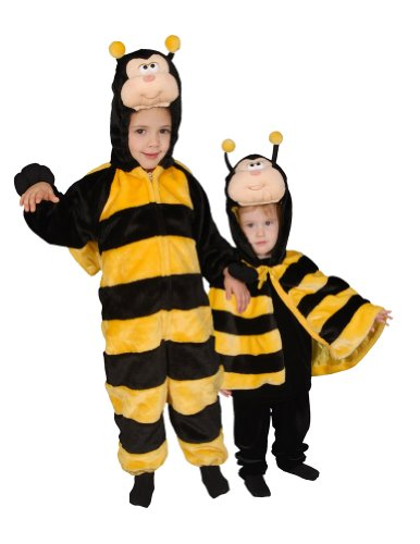 Baby-Toddler-Costume Little Honey Bee Toddler Costume 2 Halloween Costume