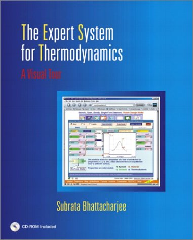 Expert System for Thermodynamics, The: A Visual Tour