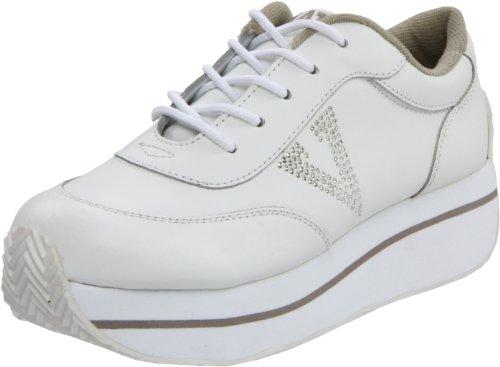 Volatile Women'S Expulsion Sneaker,White,7 M Us front-839096