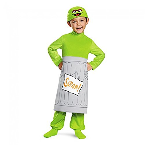 Sesame Street Oscar Child's Costume - Small (2T)