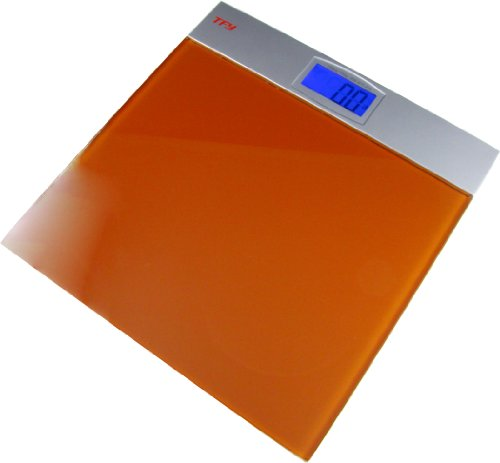 Buy Low Price Tfy Tempered Glass Digital Bathroom Scale Backlit Lcd Display 400 Lb Capacity