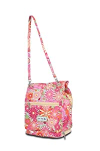 Ju-Ju-Be Belicious Lunch Tote Bag (Zany Zinnias)