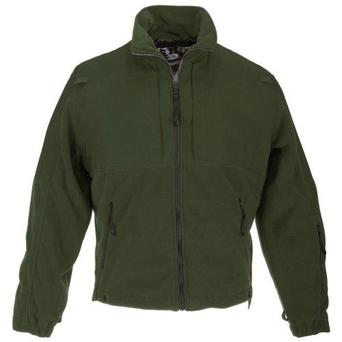 5.11 #48038 Tactical Fleece Jacket (Sheriff Green, Medium)
