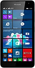 "Microsoft Lumia 535 - Smartphone libre (pantalla 5"", cámara 5 Mp, 8 GB, 1.2 GHz, 1 GB RAM, Windows), negro (importado)"