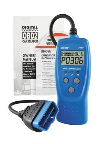 Equus 3030 Innova Diagnostic Code Reader for OBDII  Vehicles