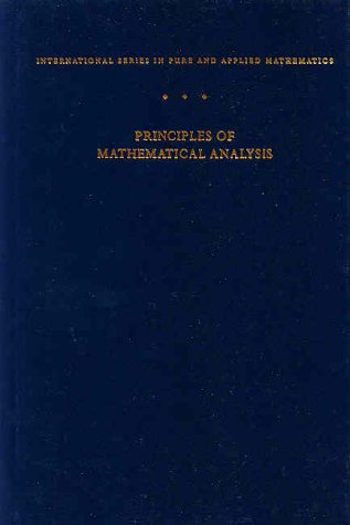Principles of Mathematical Analysis, Third Edition