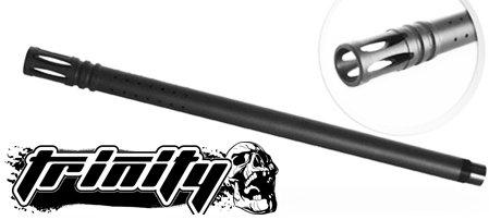 "Trinity Tactical 16"" Paintball Barrel For Tippmann A5, Tippmann Tpx,Tippmann X7, Tippmann Phenom, Bt Combat, Bt Omega, Bt Banshee, Bt Erc, Bt Delta, Bt Delta Elite."