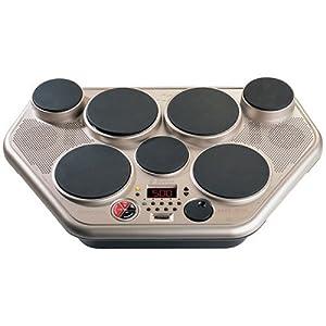 Yamaha dd55c 7 pad general midi digital drum for Yamaha drum pads