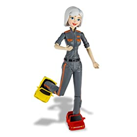 Monsters vs Aliens Ginormica Action Figure