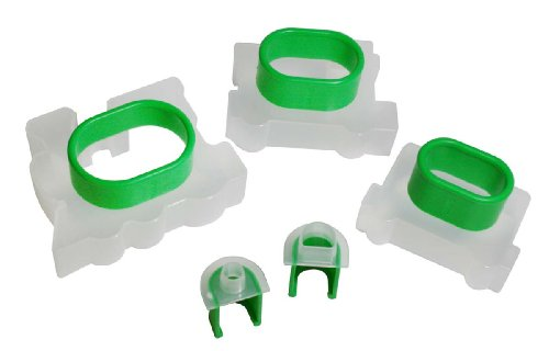 Cuisipro Green Train Cookie Cutters