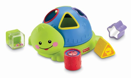 Best Fisher-Price Friendly Firsts Turtle Shape Sorter Reviews