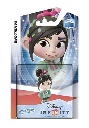 Disney Infinity - Figura Vanellope (Rompe Ralph)