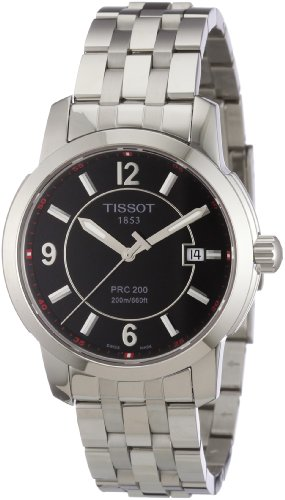 Tissot Gents Watch PRC 200 Quartz Analogue T0144101105700