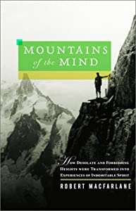 """Cover of """"Mountains of the Mind: How Deso..."""