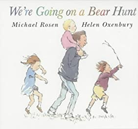 "Cover of ""We're Going on a Bear Hunt"""