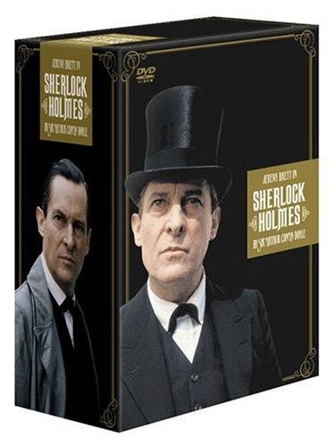 シャーロック・ホームズの冒険[完全版]DVD-BOX 4