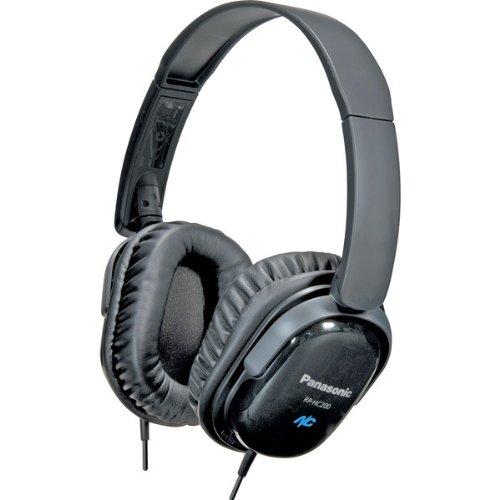Panasonic Rp-Hc200-K Headphone Noise Canceling Blk
