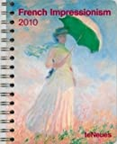 2010 French Impressionism Deluxe Engagement Calendar