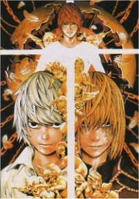 Death Note Cloth Wall Scroll Poster YA-108