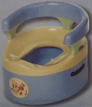 Winnie the Pooh Potty Training Chair - 1
